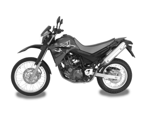 Motocycle Honda XLV 650 transalp